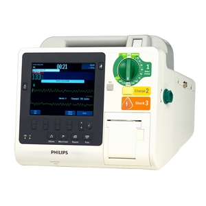 Дефибриллятор-монитор PHILIPS HeartStart XL+ (PHILIPS) Lister